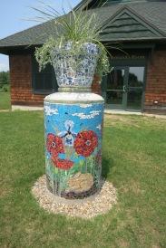 Rosemary's Garden Mosaic
