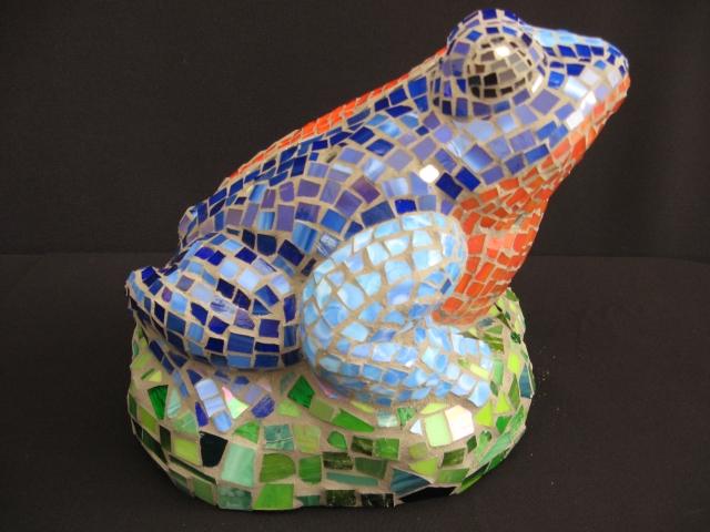 Garden Frog 003